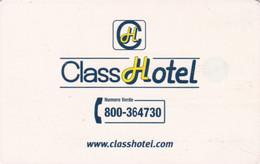 SCHEDA CHIAVE CAMERA ALBERGO (PY3432 - Hotelkarten