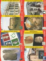 LOTTO 8 PROMOCARD TURISTICHE (FORMATO SCHEDA TELEF.) (PY3635 - Other Collections