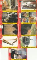 LOTTO 9 PROMOCARD TURISTICHE (FORMATO SCHEDA TELEF.) (PY3636 - Other Collections