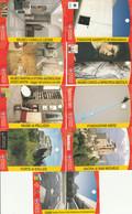 LOTTO 9 PROMOCARD TURISTICHE (FORMATO SCHEDA TELEF.) (PY3637 - Other Collections