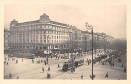 Wien Opernring Mit Hotel Bristol - Tram - Non Classificati