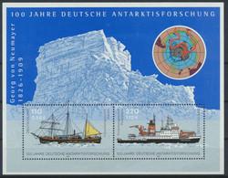 BRD 2001 / MiNr.   Block 57   ** / MNH  (s397) - Blocks & Kleinbögen