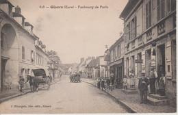 27 - GISORS - FAUBOURG DE PARIS - Gisors