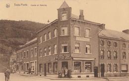 Trois - Ponts ,  Centre Et Dancing ; ( Maison Leduc ,denrées Coloniales) - Trois-Ponts