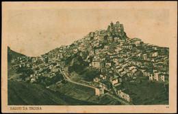 TROINA (ENNA) SALUTI 1940 - Enna