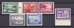 Deutsches Reich - 1941 - Michel Nr. 773/778 - Ungebr./Postfrisch - 55 Euro - Deutschland