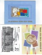 ESPAÑA.AÑO 2000./150 Aniversario Primer Sello Español.Carpeta. - Blocks & Sheetlets & Panes