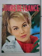 JOURS DE FRANCE N° 456 Du 10 Août 1963 – Mylène Demongeot / Sylvie Vartan à La Baule / Catherine Deneuve à Saint-Tropez - General Issues