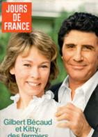 JOURS DE FRANCE N° 1314 Du 8 Mars 1980 – Gilbert Bécaud - General Issues