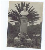 BARI  MONUMENTO A Salvatore Cognetti De Martiis - FOTO ORIGINALE 1903 - Foto's