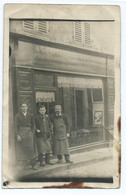 3731 Photo Ebénisterie Menuiserie F BRESSON Ameublement - Rue D'Alger MOULINS - Moulins