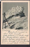 """ Das Mittagsbähnle "" , Eisenbahn - Trains"