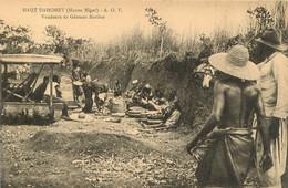 HAUT DAHOMEY MOYEN NIGER VENDEURS DE GATEAUX BARIBAS - Dahomey