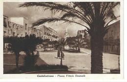 Castelvetrano - Piazza Vittorio Emanuele - Trapani - HP2360 - Trapani