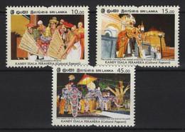 Sri Lanka (2020) - Set -  / Elephants - National Festival - Dress - Costumes - Disfraces