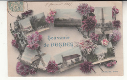 41 - Josnes - Souvenir - Otros Municipios