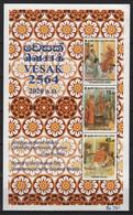 Sri Lanka (2020) - Block -   /   VESAK - Medicine - Ohne Zuordnung