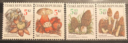 Czech Republic, 2000, Mi: 260/63 (MNH) - Tchéquie