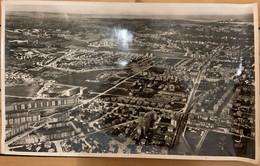 Nancy - La Banlieue Ouest (Laxou, Villers, Vandoeuvre...)  Mai 1959 - Documentation Aérienne Lapie N°26 - 24 X 45 Cm - Places