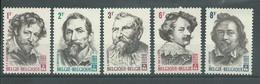 200036500  BELGICA  YVERT    Nº  1322/6  **/MNH - Unused Stamps