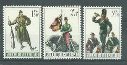 200036501  BELGICA  YVERT    Nº  1293/5  **/MNH - Unused Stamps
