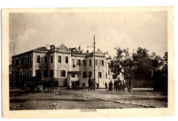 Albania Shqipëri Valona Palazzo Sciara 1918 - Albania