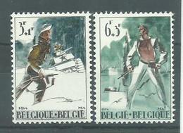 200036502  BELGICA  YVERT    Nº  1296/7  **/MNH - Unused Stamps