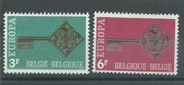 200036511  BELGICA  YVERT    Nº  1452/3  **/MNH - Unused Stamps