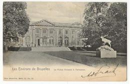 Les Environs De Bruxelles - Le Palais Colonial à Tervueren - Nels Série 11- N°31 - Tervuren
