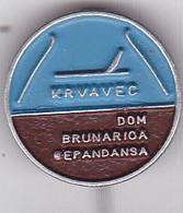 SLOVENIA  - PIN  --   KREDARICA  --   DOM BRUNAREC  --  CLIMBING SOCIETY, MOUNTAINEERING, ALPINISM - Alpinisme, Beklimming