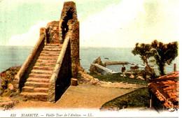 CPA BIARRITZ 64 Vieille Tour De L'Atalaye - Biarritz