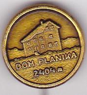 SLOVENIA  - PIN  --  DOM PLANIKA  --  CLIMBING SOCIETY, MOUNTAINEERING, ALPINISM - Alpinisme, Beklimming
