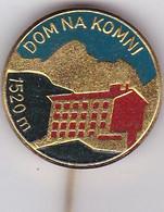 SLOVENIA  --  PIN  --  DOM NA KOMNI  --  CLIMBING SOCIETY, MOUNTAINEERING, ALPINISM - Alpinisme, Beklimming
