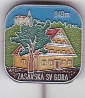 SLOVENIA  --  PIN  --  ZASAVSKA SV. GORA  --  CLIMBING SOCIETY, MOUNTAINEERING, ALPINISM - Alpinisme, Beklimming