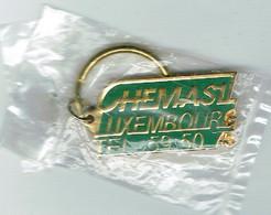 Luxembourg Porte Clé Hemasl. - Tokens & Medals