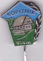 SLOVENIA  --  PIN  --  KOPITNIK  --  CLIMBING SOCIETY, MOUNTAINEERING, ALPINISM - Alpinisme, Beklimming