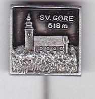 SLOVENIA  --  PIN  --   SV. GORE  --  CLIMBING SOCIETY, MOUNTAINEERING, ALPINISM - Alpinisme, Beklimming
