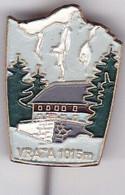 SLOVENIA  --  PIN  --   VRATA  --  CLIMBING SOCIETY, MOUNTAINEERING, ALPINISM - Alpinisme, Beklimming
