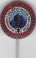 SLOVENIA  --  PIN  --   P. D.  MARIBOR. TISK - VECER --  CLIMBING SOCIETY, MOUNTAINEERING, ALPINISM - Alpinisme, Beklimming