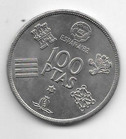 *spain  100 Pesetas  1980 (80)    Km 820   Xf+ - [ 5] 1949-… : Kingdom
