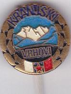SLOVENIA  --  PIN  --   KRANJSKI VRHOVI  --  CLIMBING SOCIETY, MOUNTAINEERING, ALPINISM - Alpinisme, Beklimming