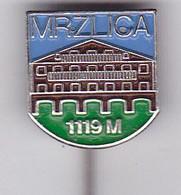 SLOVENIA  --  PIN  --   MRZLICA  --  CLIMBING SOCIETY, MOUNTAINEERING, ALPINISM - Alpinisme, Beklimming