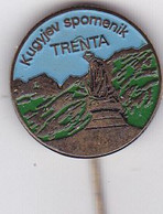 SLOVENIA  --  PIN  --   KUGYJEV SPOMENIK  --  TRENTA  --  CLIMBING SOCIETY, MOUNTAINEERING, ALPINISM - Alpinisme, Beklimming