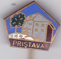 SLOVENIA  --  PIN  --   PRISTAVA  --  CLIMBING SOCIETY, MOUNTAINEERING, ALPINISM - Alpinisme, Beklimming