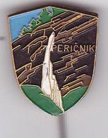 SLOVENIA  --  PIN  --   PERICNIK  --  CLIMBING SOCIETY, MOUNTAINEERING, ALPINISM - Alpinisme, Beklimming