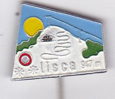 SLOVENIA  --  PIN  --   LISCA --  CLIMBING SOCIETY, MOUNTAINEERING, ALPINISM - Alpinisme, Beklimming