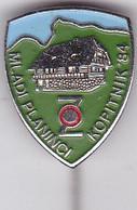 SLOVENIA  --  PIN  --   KOPITNIK  --  MLADI PLANINCI   --  CLIMBING SOCIETY, MOUNTAINEERING, ALPINISM - Alpinisme, Beklimming