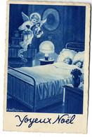 JOYEUX NOEL  ANGE  -  TRES BELLE ILLUSTRATION DE A BERTIGLIA - Bertiglia, A.
