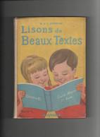 Lisons De Belles Histoires  CE1 1959 A. Et J. Juredieu - Books, Magazines, Comics