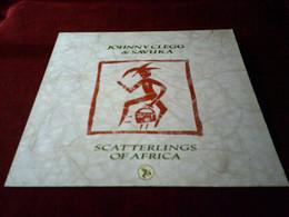 JOHNNY CLEGG  &  SAVUKA   ° SCATTERLINGS OF AFRICA - 45 Rpm - Maxi-Single